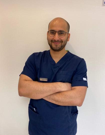 Dr. Al Baseeri Abdullah - Dentist