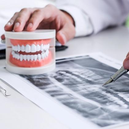 Gócvizsgálat a fogászat területén