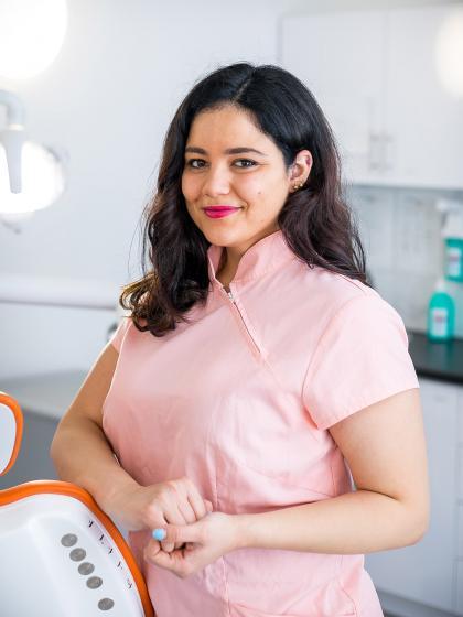 Dr. Amani Fayez - Dentist