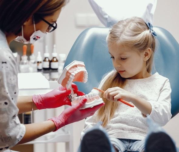 Jókai Dental Budapest - Gyermekfogászat